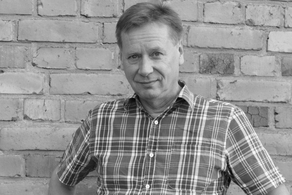 Vahtimestari Esa Kivimäki