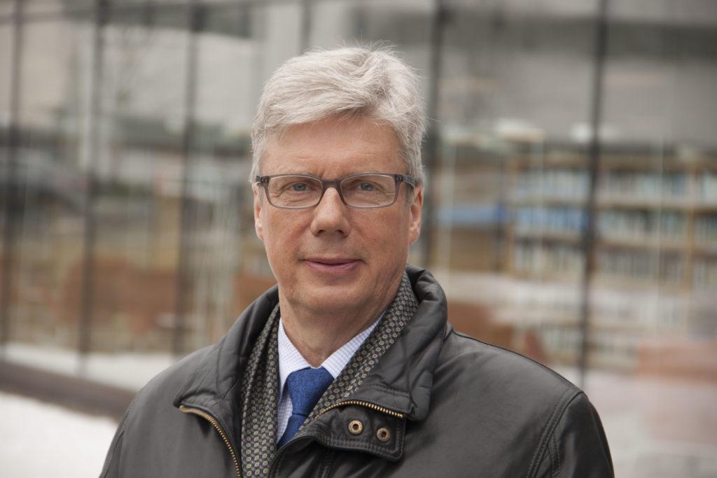 Kaupunginjohtaja Jorma Rasinmäki