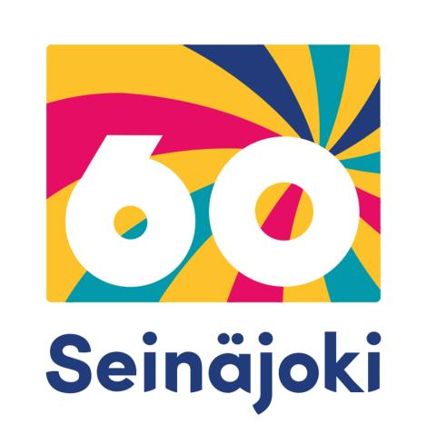 Seinäjoki 60 vuotta -logo