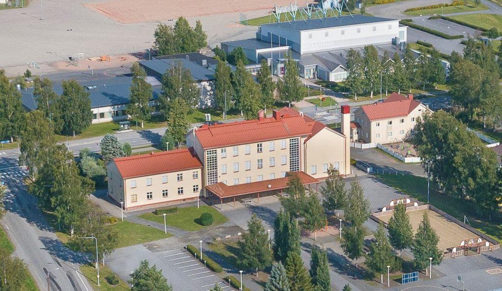 Etelä-Seinäjoen lukio Peräseinäjoki