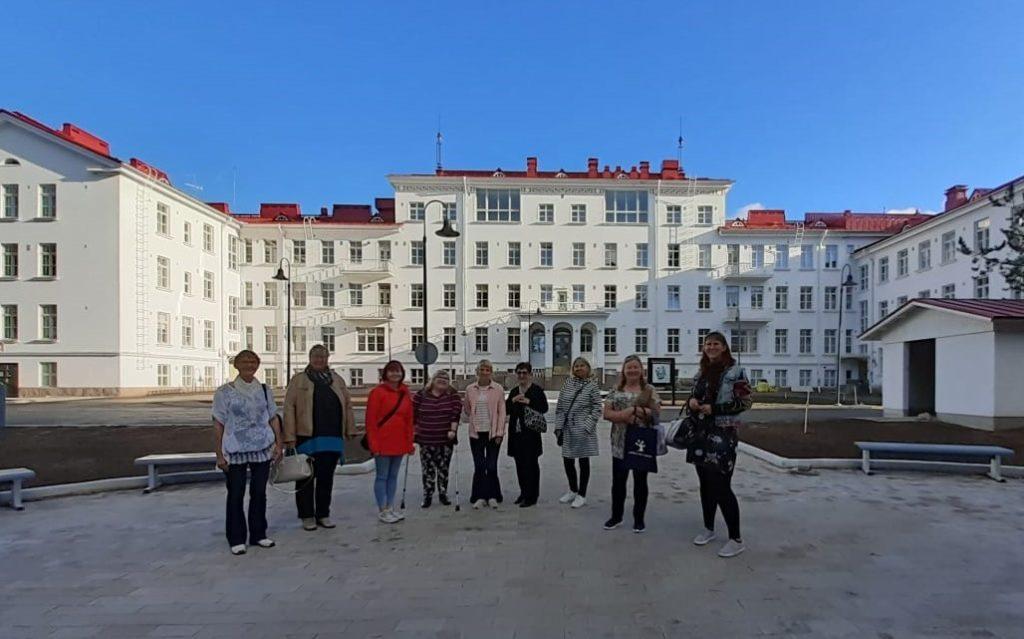 Opistolaiskunta Kansalaiskampuksella syksyllä 2020